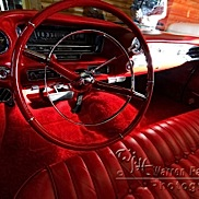 Caddy Interior