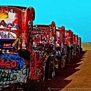 Cadillac Ranch 2