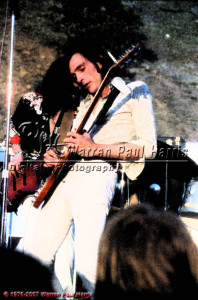 John Cipollina in Concert. Day on the Brown #1 - 1977