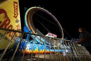 Fire Ball Ride