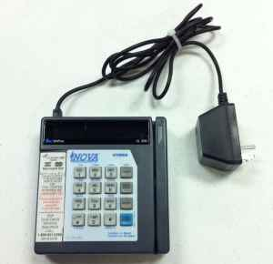 Nova XL300 Credit Card Terminal