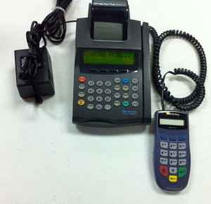Nurit-2085 Credit Card Terminal