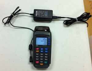 PAX S90 GPRS Wireless Credit Card Terminal