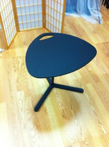 IKEA DAVE Laptop Table (Black) - $15