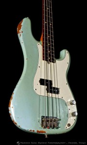 Kirk Powers Bass