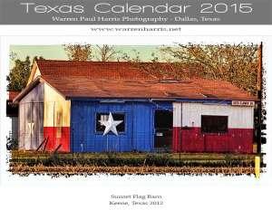 Texas-Calendar-Cover
