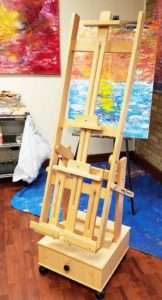 The Best Artist Easel Ever