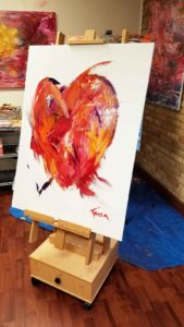 Best Artist Easel with 30x40 Painting