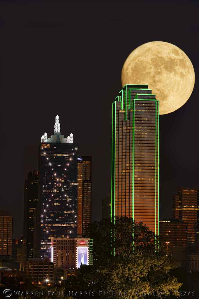 BofA Supermoon II Composite