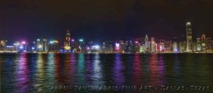 Hong Kong Skyline Panorama
