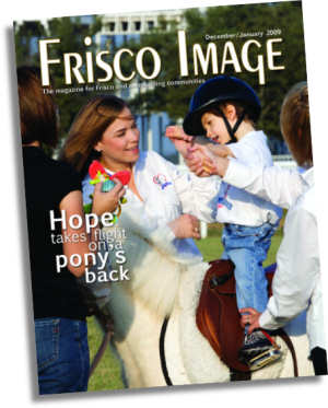 Frisco Image 2008 Dec/Jan Cover