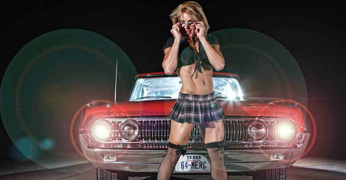 Modeling and Automotive Photography